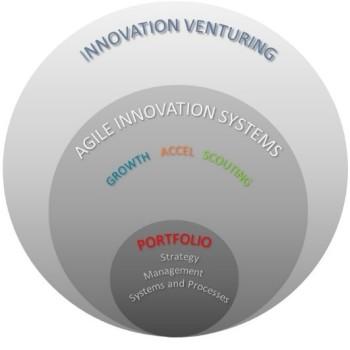 Innovative Vneture chart